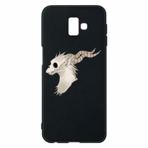 Etui na Samsung J6 Plus 2018 Goat skull