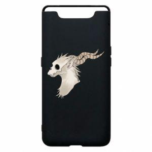 Etui na Samsung A80 Goat skull