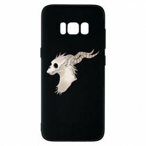 Etui na Samsung S8 Goat skull