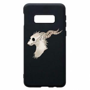 Etui na Samsung S10e Goat skull