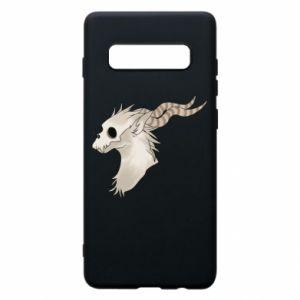 Etui na Samsung S10+ Goat skull
