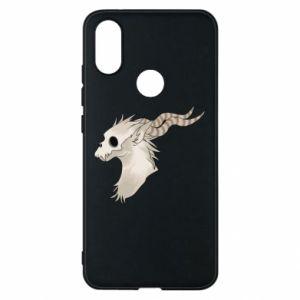 Etui na Xiaomi Mi A2 Goat skull