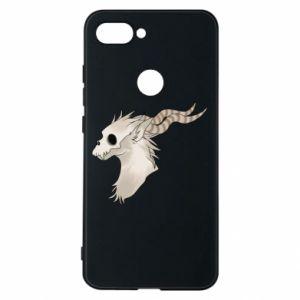 Etui na Xiaomi Mi8 Lite Goat skull
