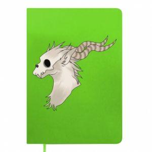 Notes Goat skull