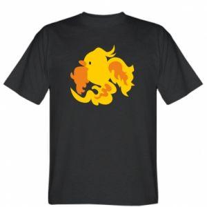 T-shirt Golden Phoenix - PrintSalon