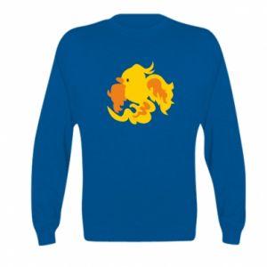 Bluza dziecięca Golden Phoenix
