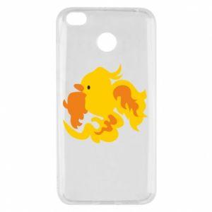 Etui na Xiaomi Redmi 4X Golden Phoenix