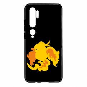 Etui na Xiaomi Mi Note 10 Golden Phoenix