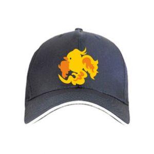 Cap Golden Phoenix - PrintSalon