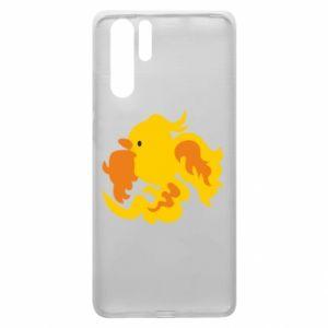 Etui na Huawei P30 Pro Golden Phoenix