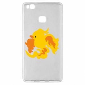 Etui na Huawei P9 Lite Golden Phoenix