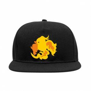 SnapBack Golden Phoenix - PrintSalon