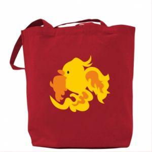 Bag Golden Phoenix - PrintSalon