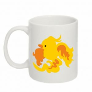 Mug 330ml Golden Phoenix - PrintSalon
