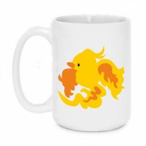 Mug 450ml Golden Phoenix - PrintSalon