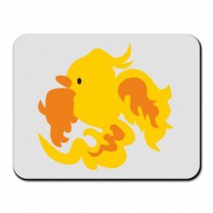 Mouse pad Golden Phoenix - PrintSalon
