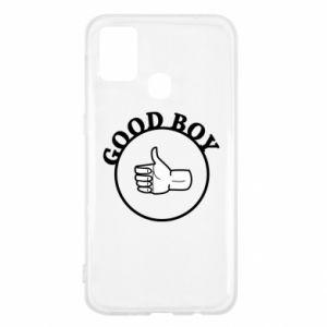 Samsung M31 Case Good boy