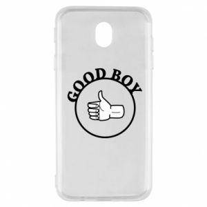 Samsung J7 2017 Case Good boy