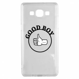 Samsung A5 2015 Case Good boy