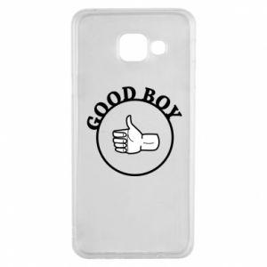 Samsung A3 2016 Case Good boy