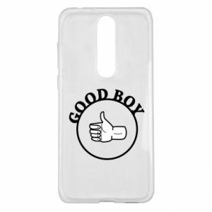 Nokia 5.1 Plus Case Good boy