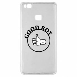 Huawei P9 Lite Case Good boy