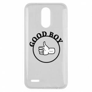 Lg K10 2017 Case Good boy