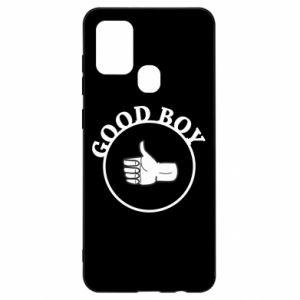 Samsung A21s Case Good boy