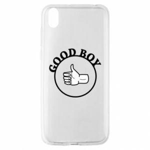 Huawei Y5 2019 Case Good boy