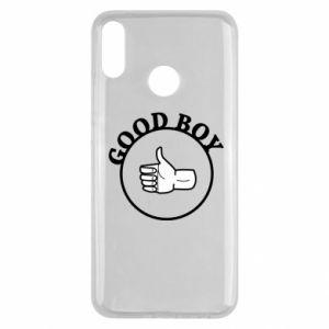 Huawei Y9 2019 Case Good boy
