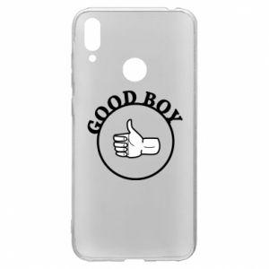 Huawei Y7 2019 Case Good boy