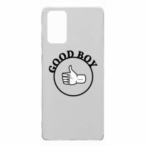 Samsung Note 20 Case Good boy