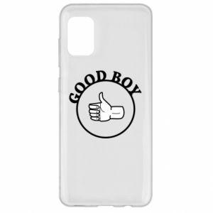 Samsung A31 Case Good boy