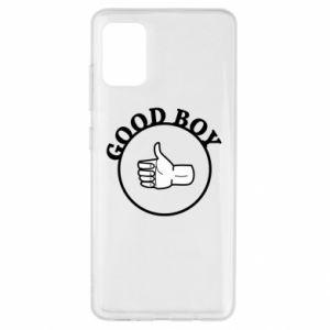 Samsung A51 Case Good boy