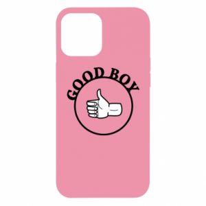 iPhone 12 Pro Max Case Good boy