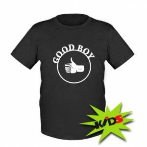 Dziecięcy T-shirt Good boy