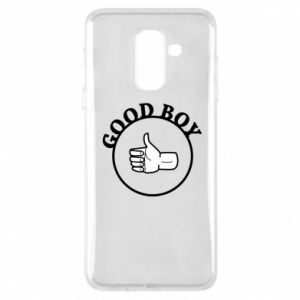 Etui na Samsung A6+ 2018 Good boy