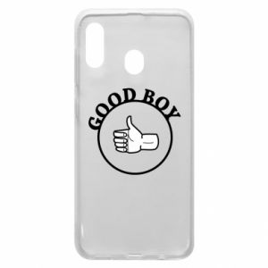 Etui na Samsung A20 Good boy