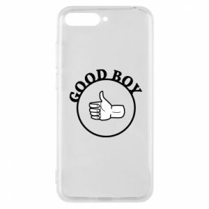 Etui na Huawei Y6 2018 Good boy