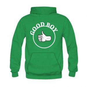 Kid's hoodie Good boy