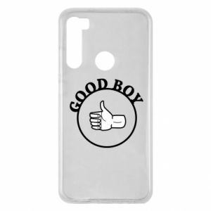 Xiaomi Redmi Note 8 Case Good boy