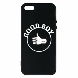 Etui na iPhone 5/5S/SE Good boy