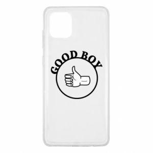 Samsung Note 10 Lite Case Good boy