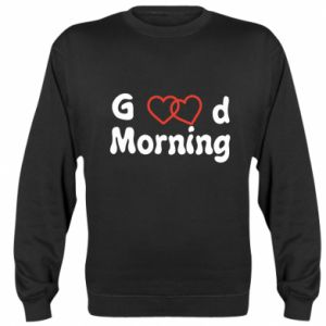 Bluza (raglan) Good morning