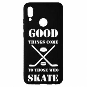 Huawei P Smart 2019 Case Good skate