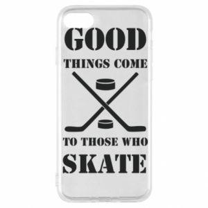 iPhone SE 2020 Case Good skate