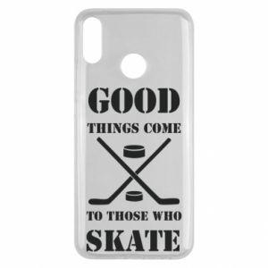 Huawei Y9 2019 Case Good skate