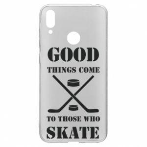 Huawei Y7 2019 Case Good skate