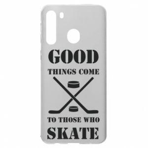 Samsung A21 Case Good skate