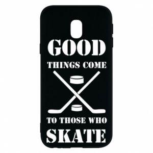 Phone case for Samsung J3 2017 Good skate